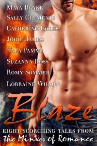 Blaze - new mockup